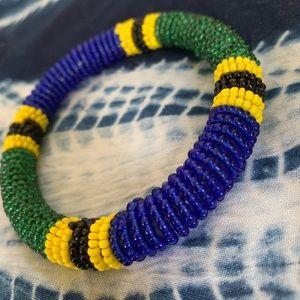 Handmade Beaded Bracelet - Tanzania
